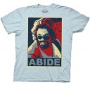 The Big Lebowski Abide Adult T-shirt