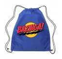 Bazinga Backsack (Blue)