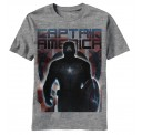 Captain America Done Deal Adult T-Shirt