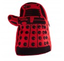 Doctor Who Licensed 18.5 Inch Dalek Shaped Throw Pillow with Sound and Light