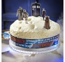 Doctor Who Cake Decorating Kit Imported From The UK