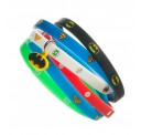 DC Comics 6 Pack Skinnys Rubber Wristbands