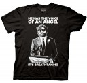 The Hangover 3 Voice of an Angel Adult T-shirt