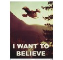 "Firefly ""I Want to Believe"" Poster"