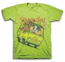 Scooby Doo Scooby Gang Adult T-Shirt