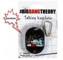 The Big Bang Theory Talking Keychain
