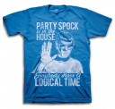 Star Trek Party Spock Adult T-shirt