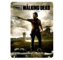 The Walking Dead Rick Fleece Throw