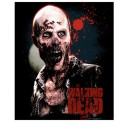The Walking Dead Zombie Fleece Throw