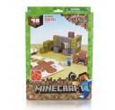 Minecraft Shelter Set Papercraft