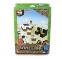 Minecraft Snow Biome Papercraft