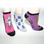 Doctor Who Ladies Fashion Icon Lowcut Socks