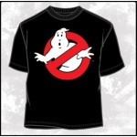 Ghostbusters Logo Adult T-Shirt