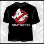 Ghostbusters Logo To Go Adult T-Shirt