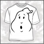 Ghostbusters Face It  Adult T-Shirt