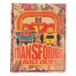 Transformers Sublimated Print Anniversary Bi-Fold Wallet