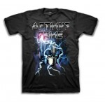 Transformers Optimus Prime Lightning Adult T-Shirt