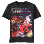 Transformers Battle Package  Adult T-Shirt