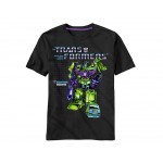 Transformers Devastator Botl Adult T-Shirt
