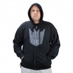 Transformers Decepticon Logo Adult Hoody
