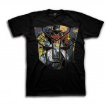 Transformers Autobots Logo Collage Adult T-Shirt