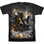 Transformers Dinobot Adult T-Shirt