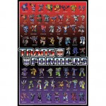 Transformers Lineup Poster