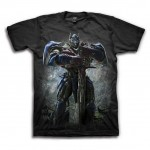 Transformers Optimus Prime Styled Adult T-Shirt