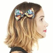Harry Potter Crests Hair Bow