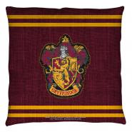 Harry Potter 16x16 Gryffindor Stitched Effect Crest Throw Pillow