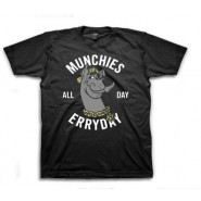 Scooby Doo Munchies All Day Everyday Adult T-Shirt