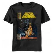 Star Wars Saga Continues Adult T-shirt