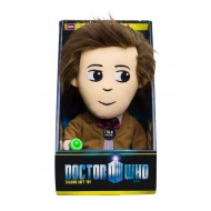 Doctor Who: The 11th Doctor Medium Talking Plush with LED Light