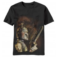 Star Wars Boba Fett The Bounty Hunter Adult T-shirt