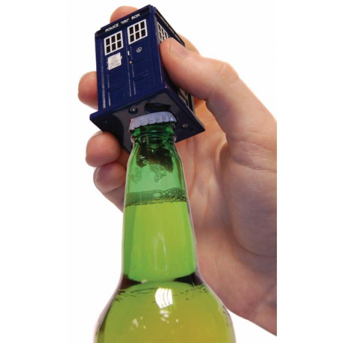 Doctor Who Tardis Bottle Opener with Sounds