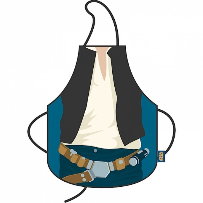 Star Wars Apron In A Tube - Han Solo