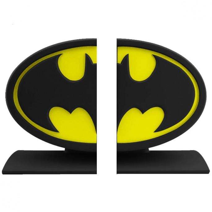 Batman Logo Bookends