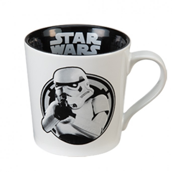 Star Wars Freeze, You Rebel Scum! 12 oz. Ceramic Mug