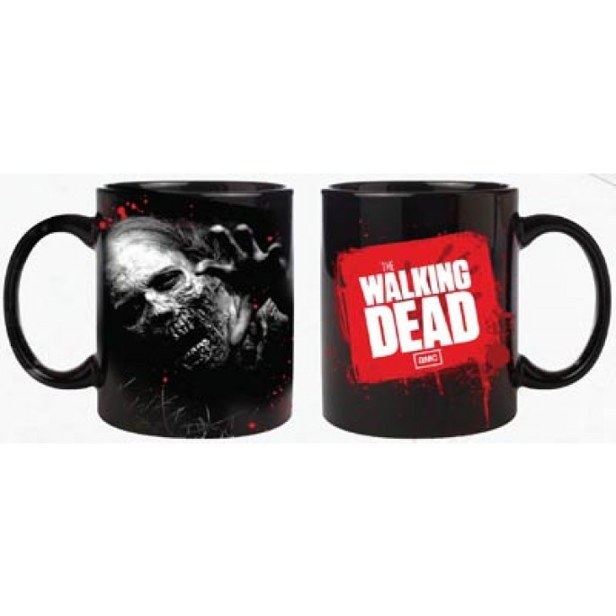 Walking Dead Decaying Zombie Mug