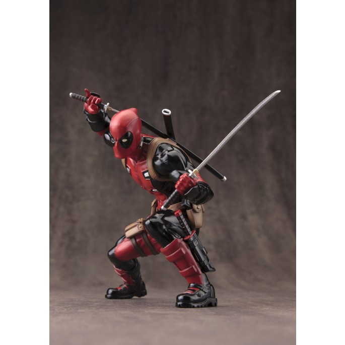 Marel Deadpool ARTFX STATUE