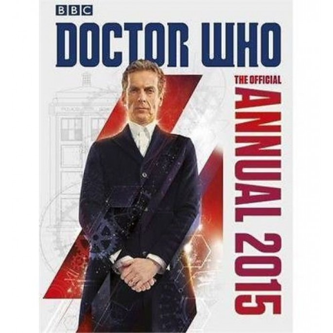 Doctor Who 2015 Official Annual Peter Capaldi