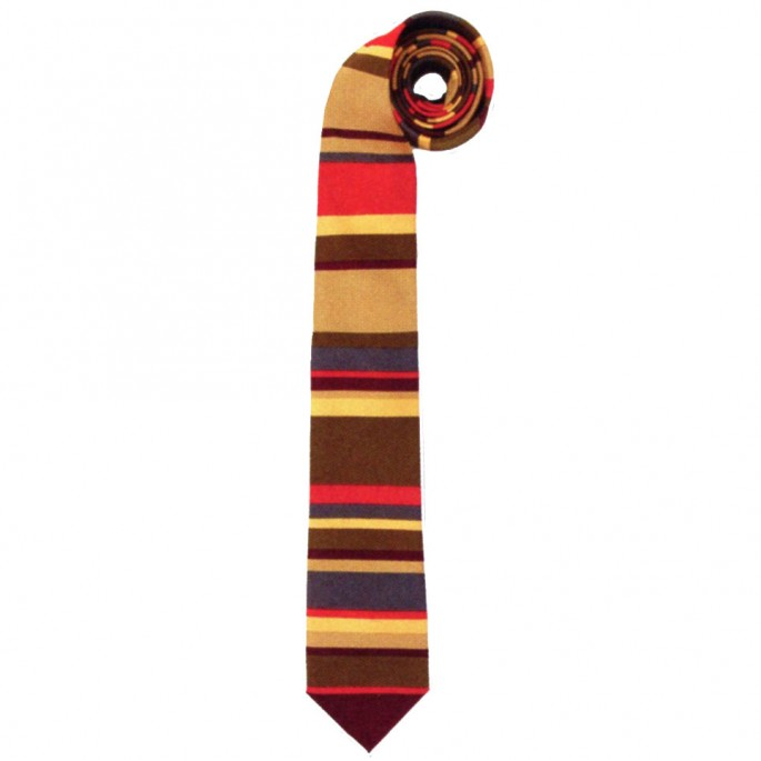 Doctor Who Fourth Doctor Necktie