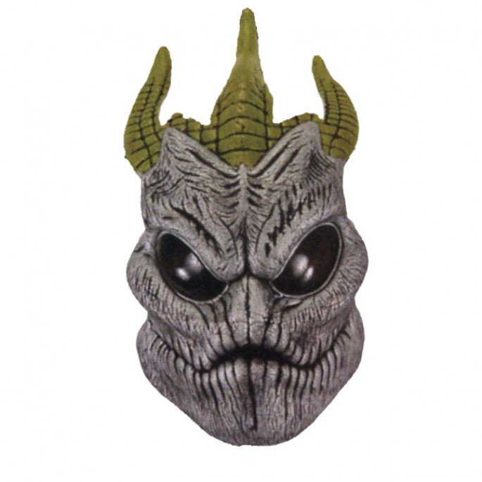 Doctor Who Silurian Half EVA Mask