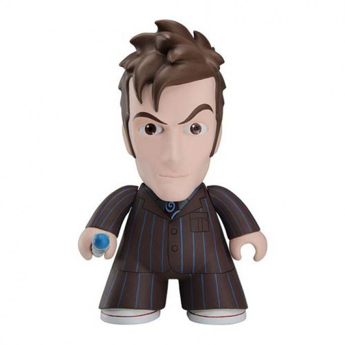 Doctor Who Titans 10th Doctor in Suit 6 1/2-Inch Vinyl Figure