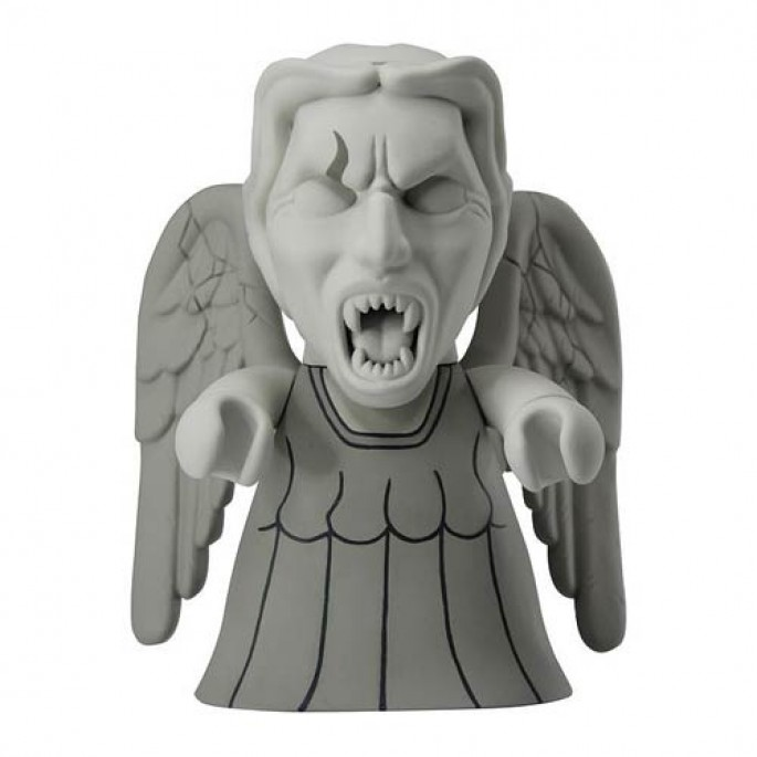 Doctor Who Titans Weeping Angel 6 1/2-Inch Vinyl Figure
