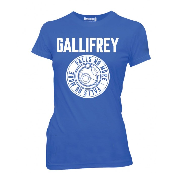 Doctor Who Gallifrey Falls No More Women's / Juniors T-Shirt