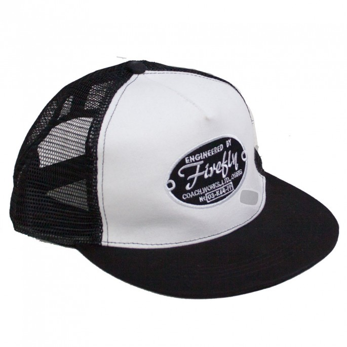 Firefly Label Mesh Hat