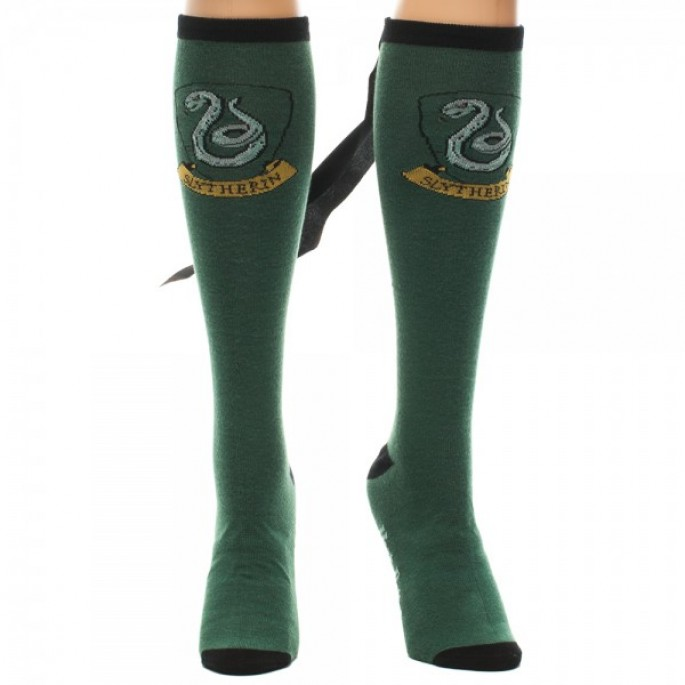 Harry Potter Slytherin Cape Sock