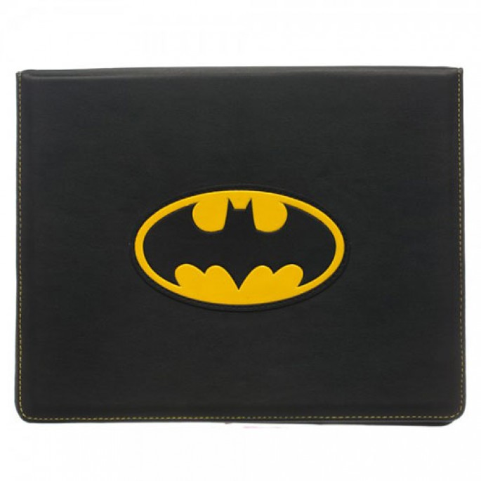 Batman Logo Black iPad Sleeve Case