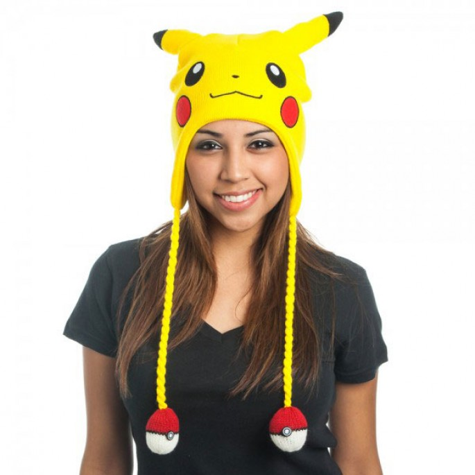 Pokemon Pikachu Big Face Laplander